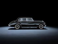 Mercedes 300 Adenauer b/c W186, 300d W189