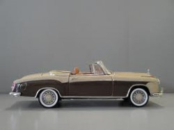 Mercedes 220 Cabrio/Coupe W180