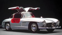 Mercedes 300 SL W198 Coupe/Roadster