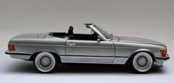 Mercedes SL R107, SLC C107