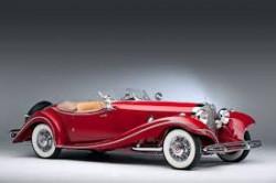 Mercedes Vorkriegsfahrzeuge