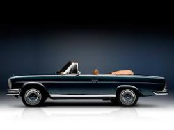 Mercedes W111 Coupe/Cabrio