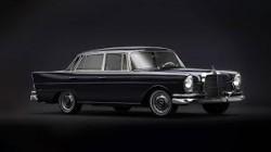 Mercedes Heckflosse W110, W111, W112